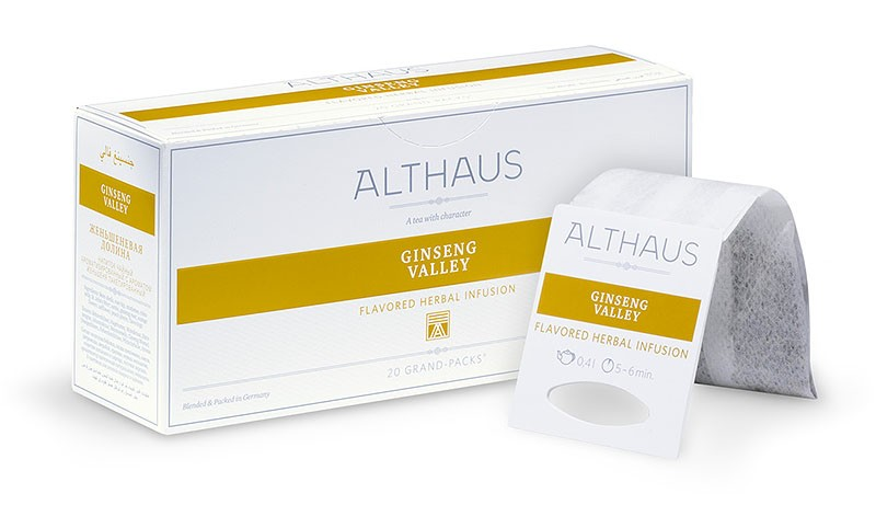 Ginseng Valley - Althaus-Tee Grand Pack