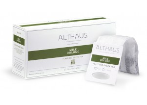 Milk Oolong - Althaus-Tee Grand Pack